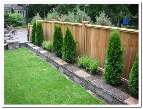 the backyard fence ideas home and cabinet reviews