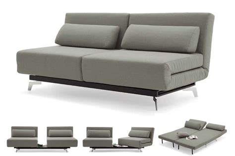 modern sofa bed sleeper grey modern futon sofabed sleeper apollo futon