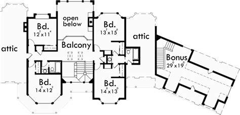 Main Floor Master Bedroom House Plans luxury house plans main floor master bedroom victorian 9985