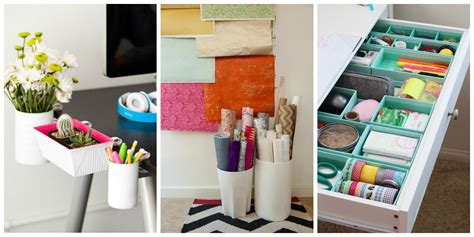 hacks for home organization ways to organize your home office desk organization hacks