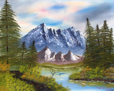 bob ross painting bob ross beautiful paintings tapandaola111