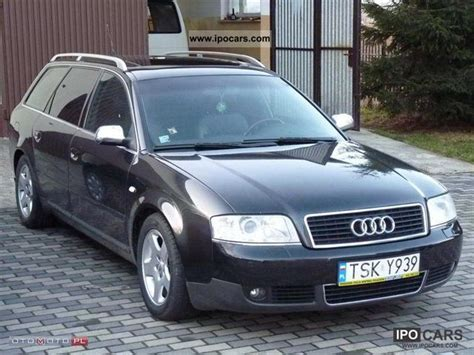 2002 Audi A6 Specs by 2002 Audi A6 C5 Car Photo And Specs