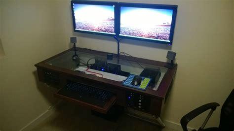 best desks for fresh best gaming desk setup 12972