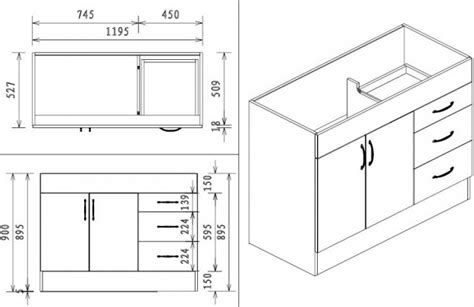 kitchen sink base cabinet sizes kitchen sink base cabinet size new interior exterior