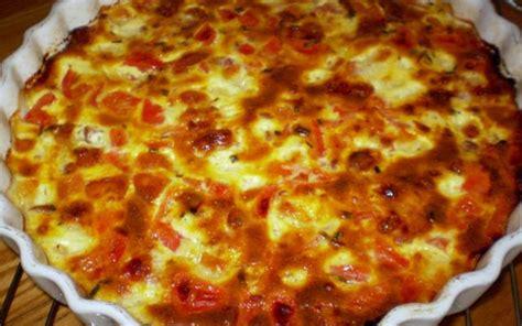 recette quiche sans p 226 te pas ch 232 re et simple gt cuisine 201 tudiant