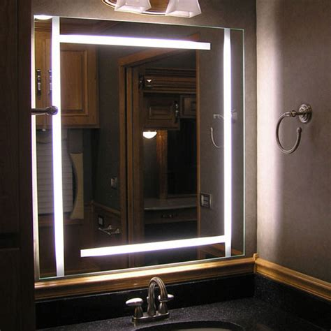 tv in mirror bathroom bathroom mirrors with built in tvs by seura digsdigs