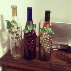 bottle crafts for wine bottle craft newhairstylesformen2014