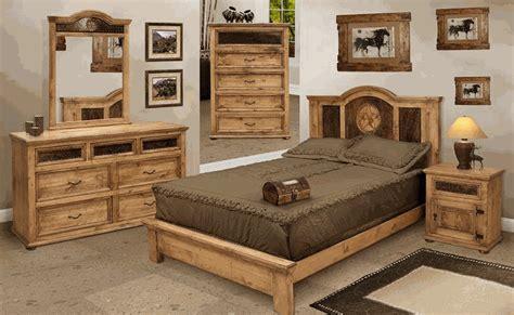 rustic pine bedroom furniture rustic bedroom furniture and pine bedroom furniture w cowhide