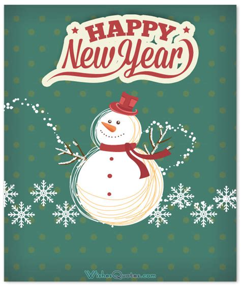 how to make happy new year cards happy new year card messages
