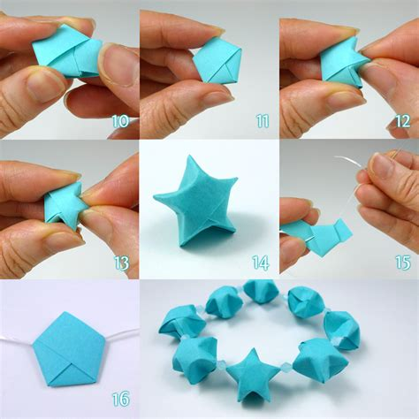 things to do with origami paper lucky folding steps tutorial by cecelia louie of