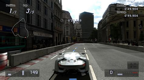 Citroen Gt Top Speed by Citroen Gt Featured In Gran Turismo 5 Prologue News Top