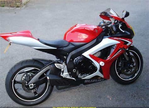 2007 Suzuki Gsx R600 by 2007 Suzuki Gsx R 600 Moto Zombdrive