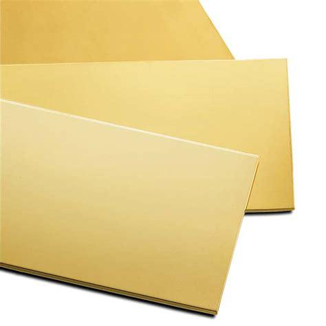 gold sheets for jewelry 24k yellow gold sheet 30 ga 1 4