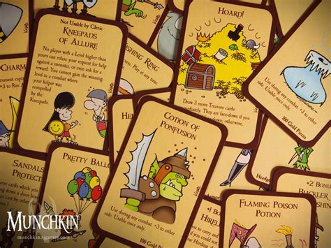 make your own munchkin cards could munchkin work as a trading card