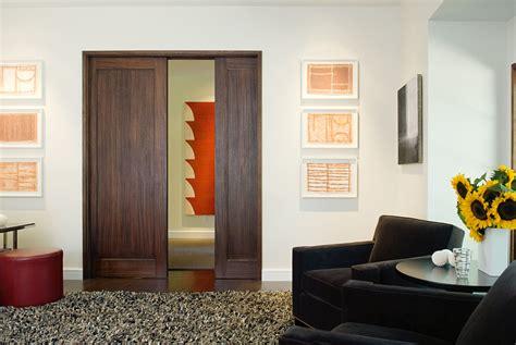 interior doors solid solid wood pocket interior door