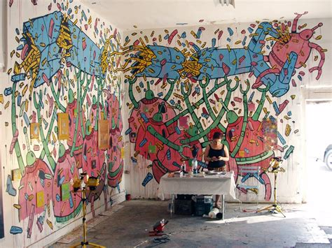 spray painting uses creative ways to use spray paint in interior design