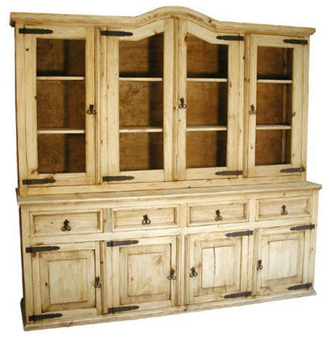 rustic china cabinet rustic pine cupboard rustic china cabinets and hutches by indeed decor