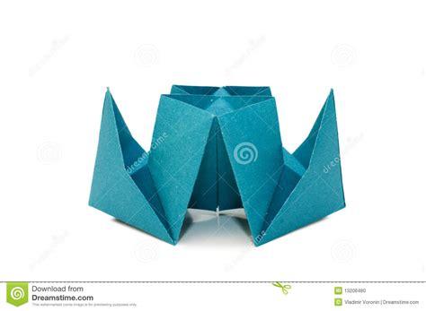 origami ships origami ship isolated white stock photo image 13206480