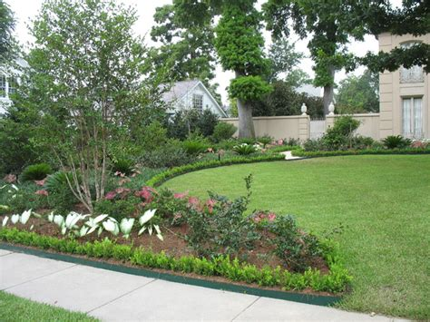 landscaping new orleans gardens in new orleans
