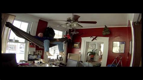 Hammocks For Bedrooms hanging your hammock indoors youtube