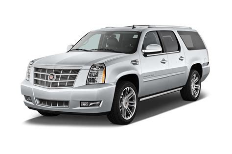 2012 Cadillac Escalade Esv by 2012 Cadillac Escalade Esv Platinum Editors Notebook