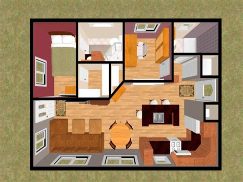 Two Bedroom Floor Plans House simple small house floor plans small house floor plans 2