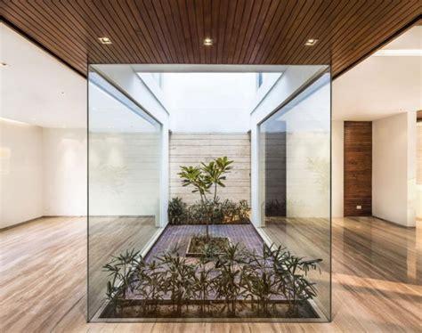 garden home interiors patio interior cincuenta ideas modernas para decorarlo