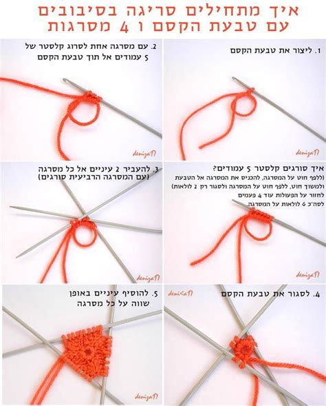 how to start a knitting project how to start knitting in the with a magic loop and a