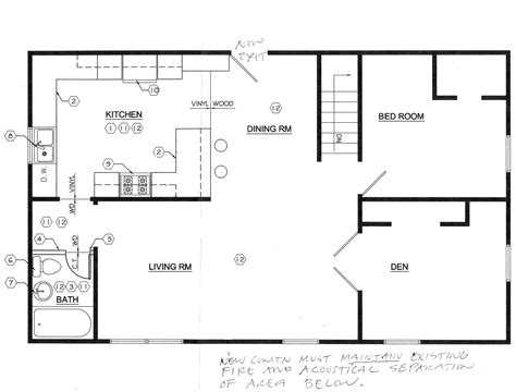 floor plans for kitchens floor plans this house
