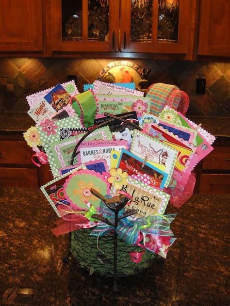 how to make a gift card basket pin by jeffandmonti nix on appreciation