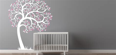 nursery wall decal tree baby nursery tree wall decal