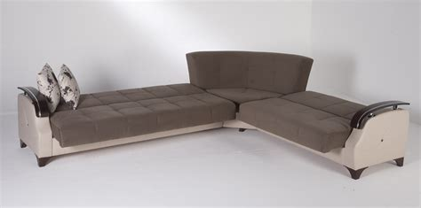 sectional with sleeper sofa leather folding sectional sleeper sofa with gray