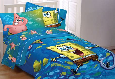 spongebob bed sets spongebob bedroom decor ideas