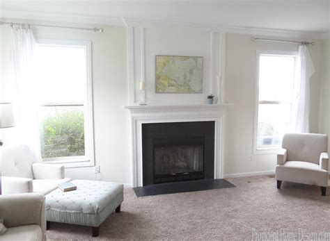 Crown Point Kitchen Cabinets how to add wood trim above fireplace mantle