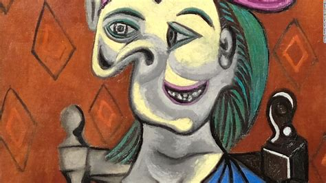 picasso paintings picasso painting stolen by sells for 45m cnn