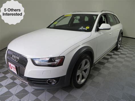 2013 Audi Allroad For Sale by 2013 Audi Allroad For Sale In South Easton Ma