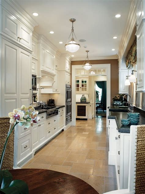ideas for galley kitchen galley kitchens designs home design and decor reviews