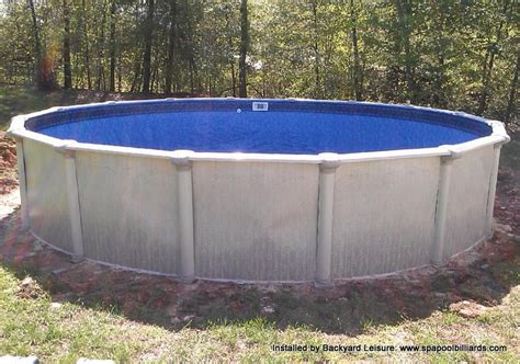 backyard leisure pools 1000 images about tubs and pools installed by