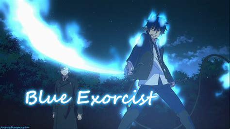 blue exorsist blue exorcist rin and yukio okumura fullhd 1920 215 1080 june