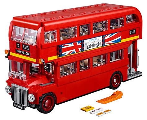 Lego Spiral Staircase by London Bus 10258 Creator Expert Lego Shop