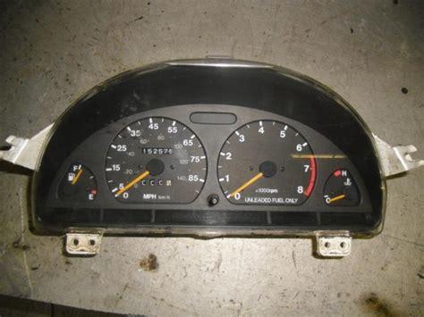 motor repair manual 1993 geo tracker instrument cluster service manual 1996 geo tracker speedometer repair gauges in brand suzuki ebay