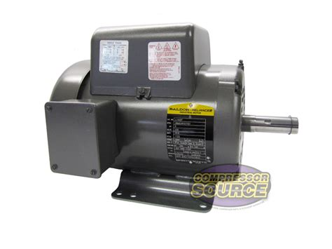 1 Hp Electric Motor by 5 Hp 1 Phase Industrial Baldor Electric Motor 184t Frame
