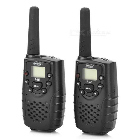 cheap walkie talkie 2 pack set 5km range