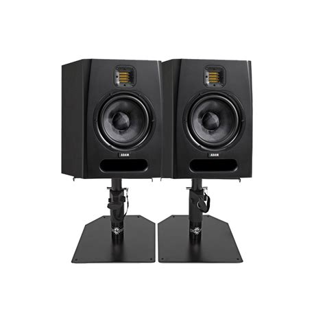 studio monitors on desk studio monitor desk stands ideas greenvirals style