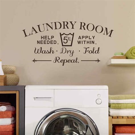 laundry room wall stickers popular laundry room signs buy cheap laundry room signs