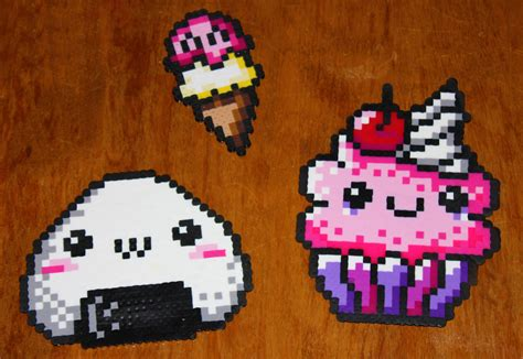 food perler food perler by partyboy3543 on deviantart