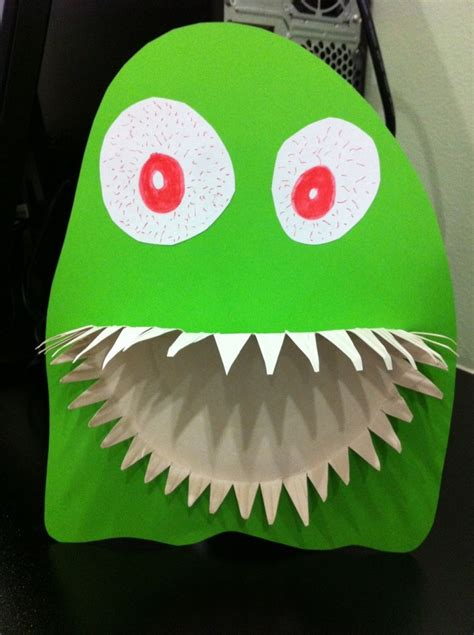 paper plate ghost craft crafty crafted crafts for children 187 paper plate crafts