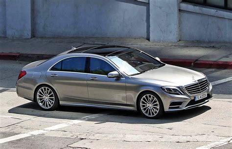 S Class Mercedes by Mercedes News New Mercedes S Class