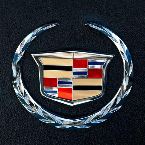 Cadillac Badge cadillac emblem photograph by reger
