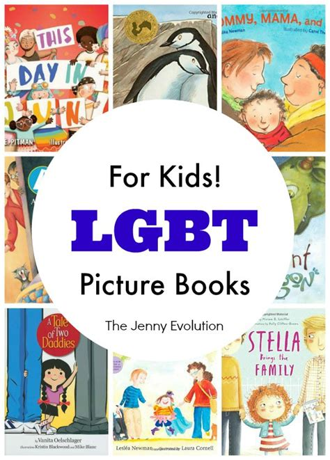 lgbt picture books best lgbt books for children the evolution